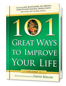 101 Great Ways to Improve Your Improve Life