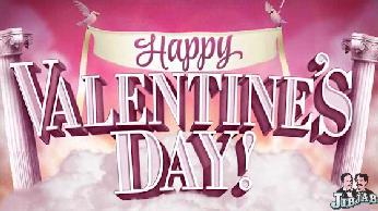 Happy Valentine's Day Jib Jab